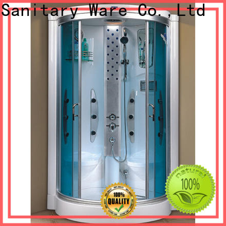 Xavier beautiful steam room shower combo supplier for homestay