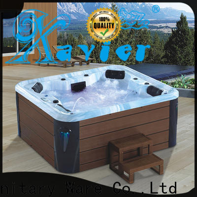 Xavier x108 whirlpool jet tub directly price for bathroom
