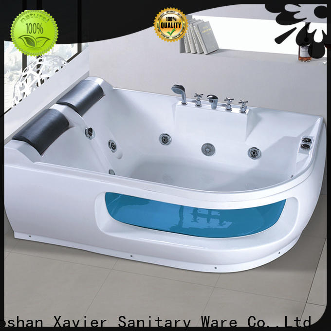 multi function bathroom jacuzzi tub x8097b directly price for family