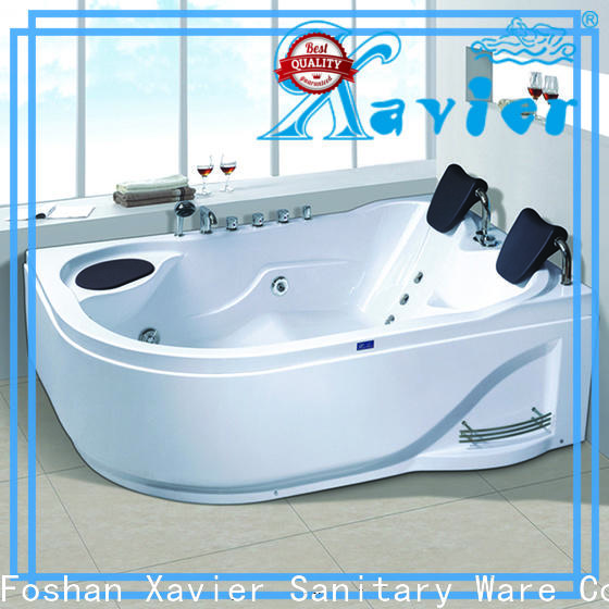 Xavier technical whirlpool jet tub from China for family