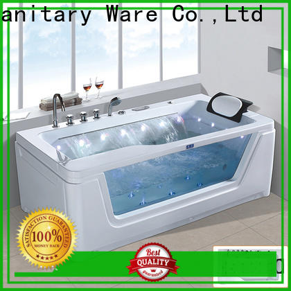 Xavier multi function whirlpool jacuzzi tub directly price for villa