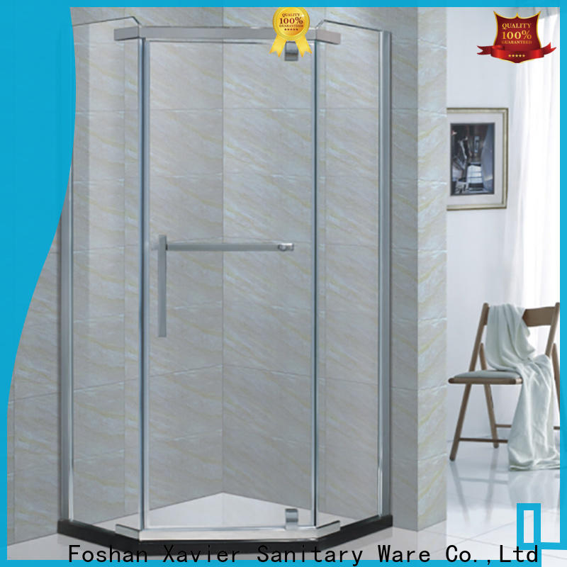 Xavier cabinshower glass shower enclosures promotion for apartment
