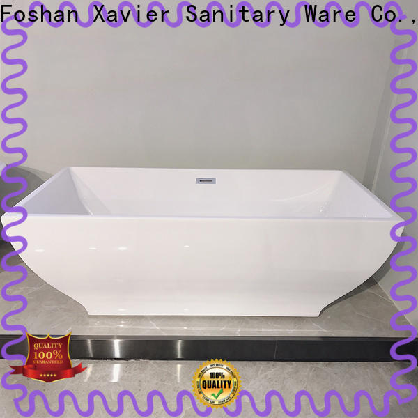 save space best freestanding tubs ac157 with waterfall for homestay