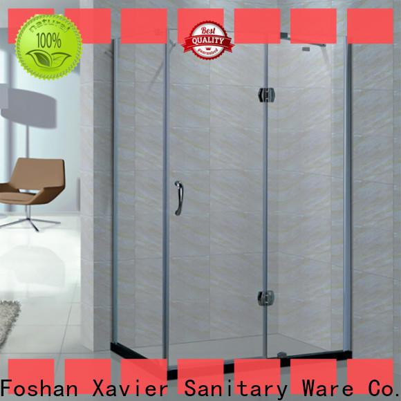 Xavier hotel complete shower units manufacturer for villa