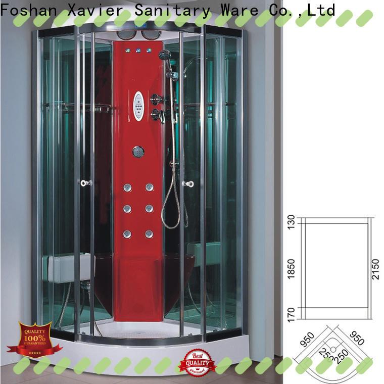 Xavier zb1015 steam room shower combo supplier for home