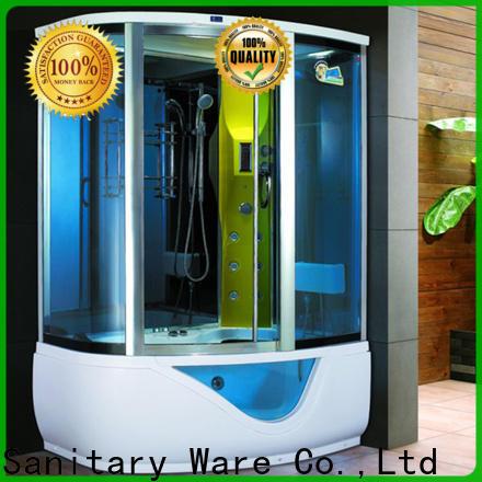 Xavier corner steam shower cabin on sale for hotel