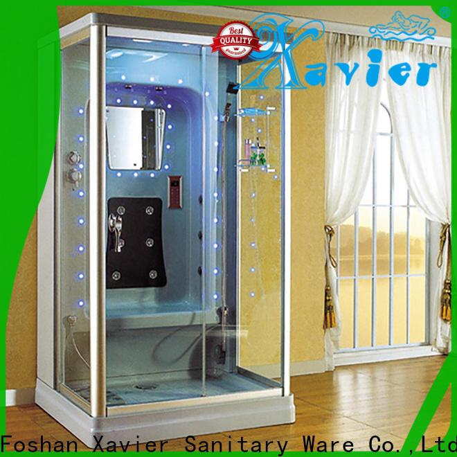 Xavier customized steam shower bath online for villa