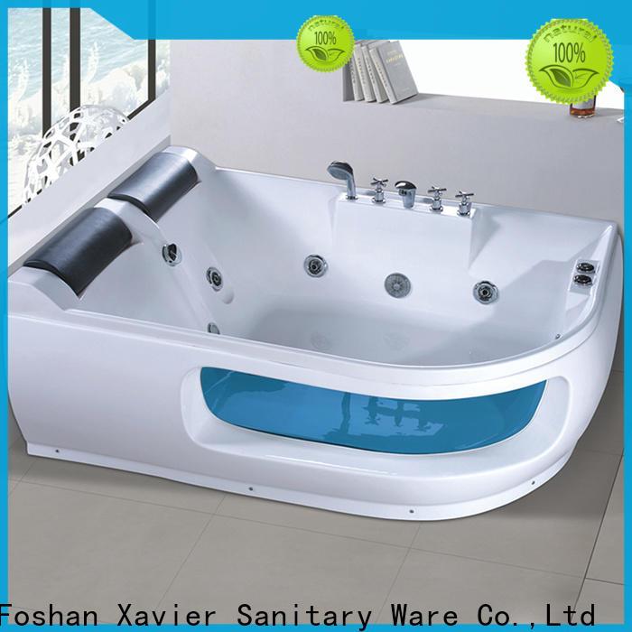 custom whirlpool tub triangle supplier for villa