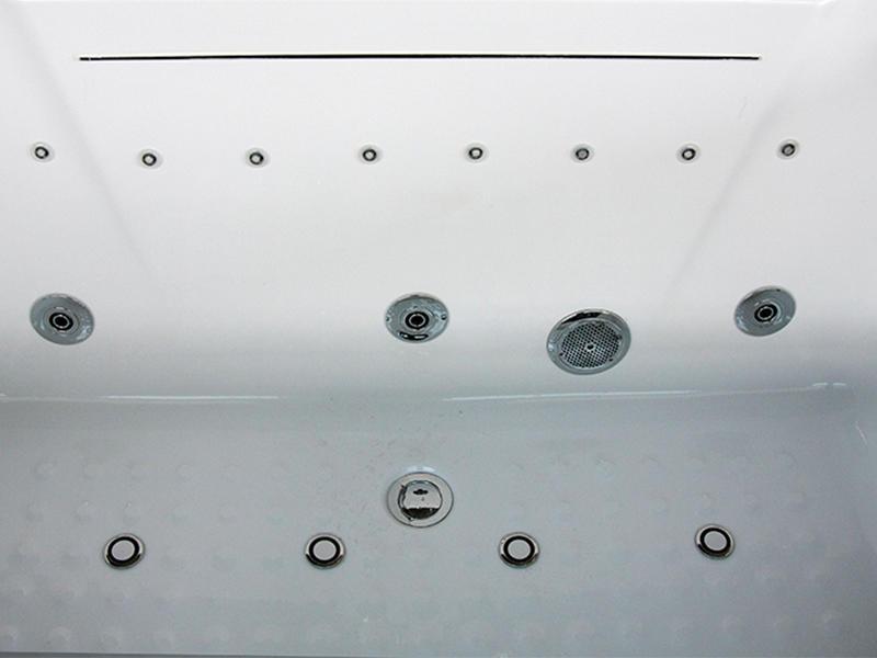 Xavier -Freestanding Bathtub | Freestanding Hydromassage Bath | Xavier-1
