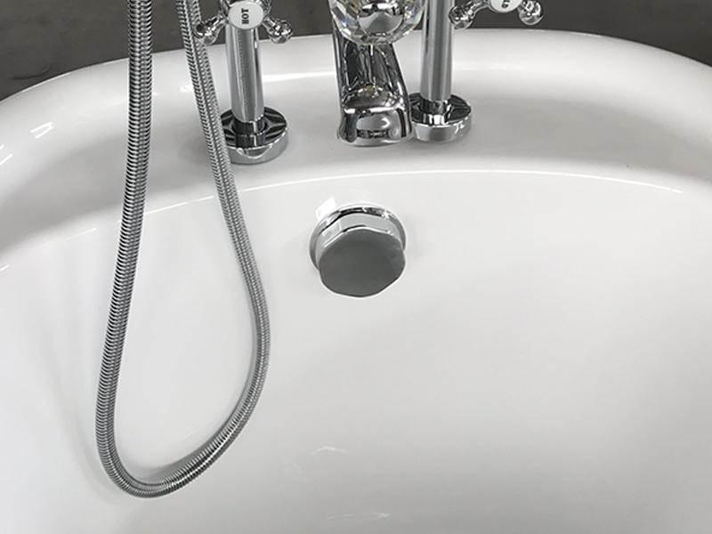 Xavier -Modern Freestanding Tub | Acrylic Freestanding Soaking Bath | Xavier-2