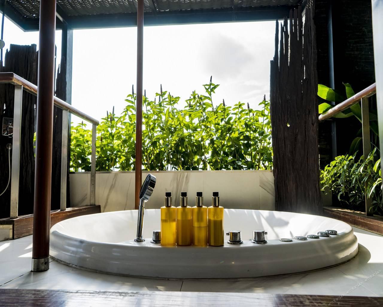 Golden Beach Resort and Villas in Indonesia