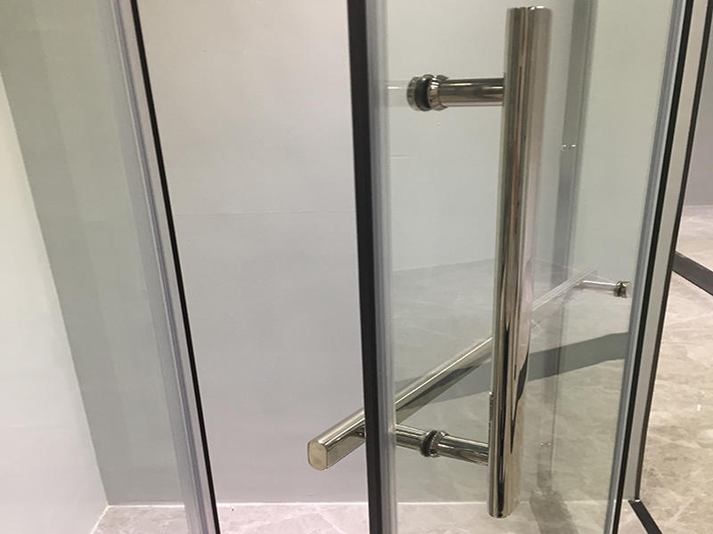 corner shower unit quality glass sliding Xavier Brand