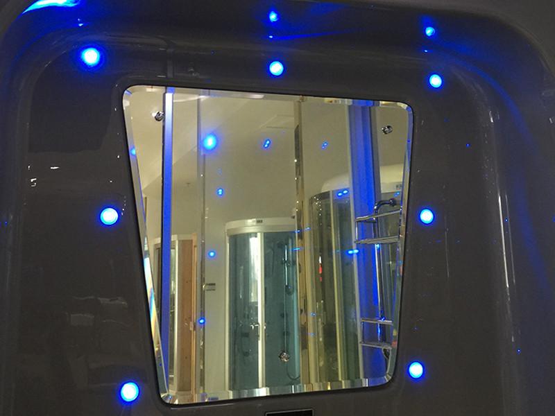 Xavier -Steam Shower Sauna Combo | Steam Room For Double | Xavier-6