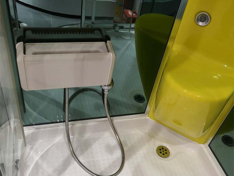 hot selling shower glass steam Xavier Brand steam shower kit supplier