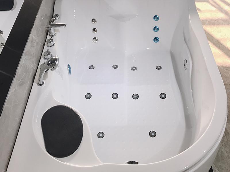 Xavier -Jacuzzi Bath Tubs | Hydromassage Massage Corner Bathtub | Xavier-3