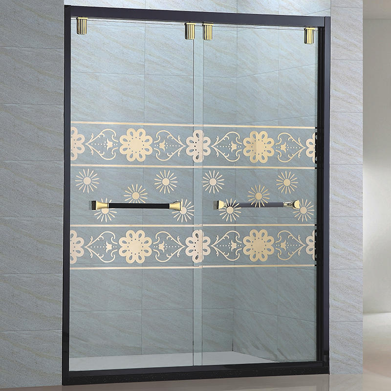 High-end custom shower screen for home use BXG-9108
