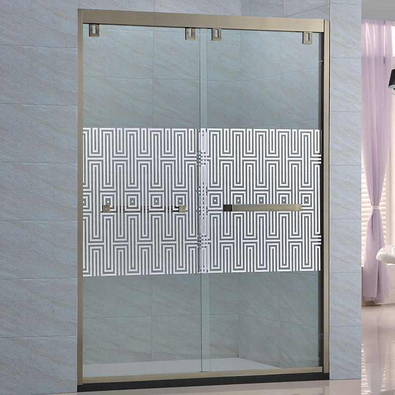 Classical style shower screen for household use BXG-9110