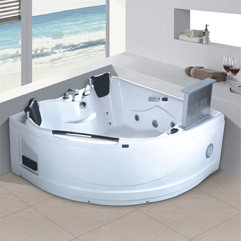 Indoor Massage Function Cheap Whirlpool Massage Bathtub X-306