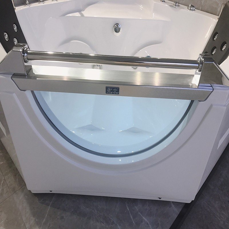 Xavier -Professional Air Jet Tubs Jetted Bathtub Supplier-4