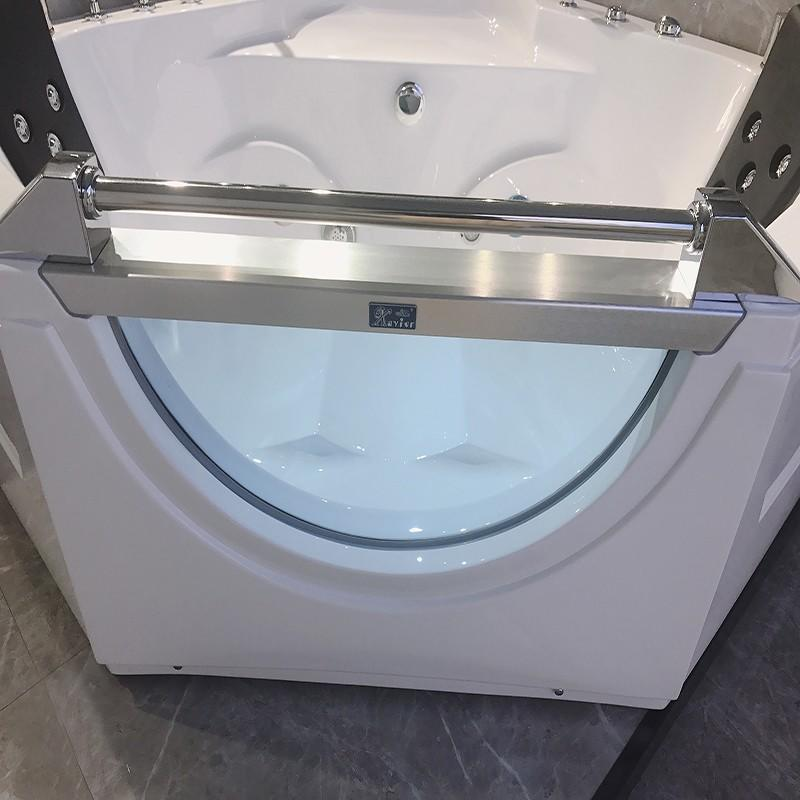 Xavier Brand new style indoor whirlpool custom jetted bathtub