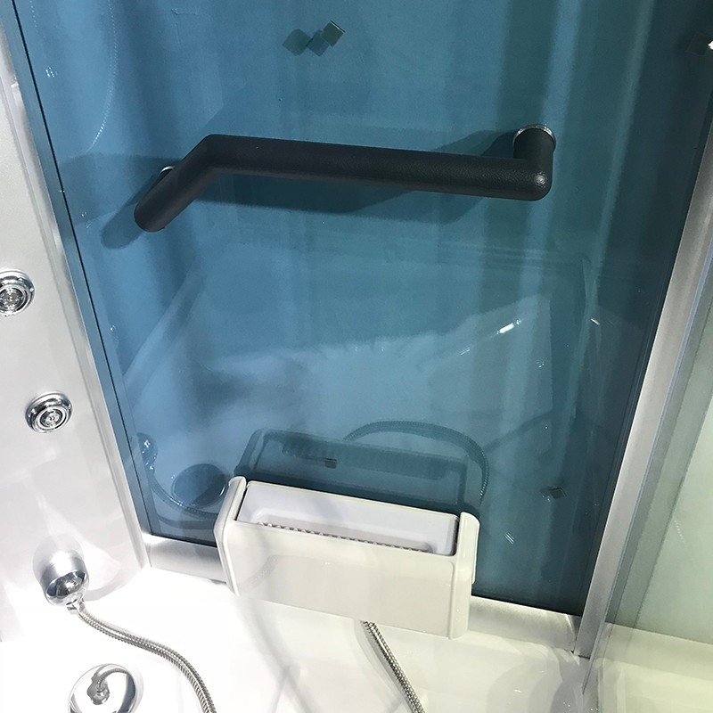 Xavier -High-quality Steam Shower Cabin | 2019 New Steam Room With Coated Glass Zd-8012-3