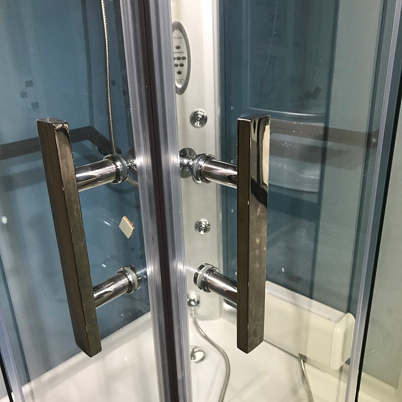 Xavier -High-quality Steam Shower Cabin | 2019 New Steam Room With Coated Glass Zd-8012-4