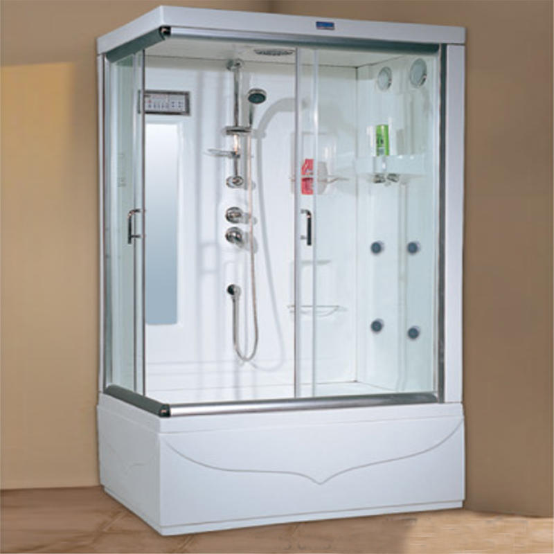 Square design for steam room ZF8010-L/R
