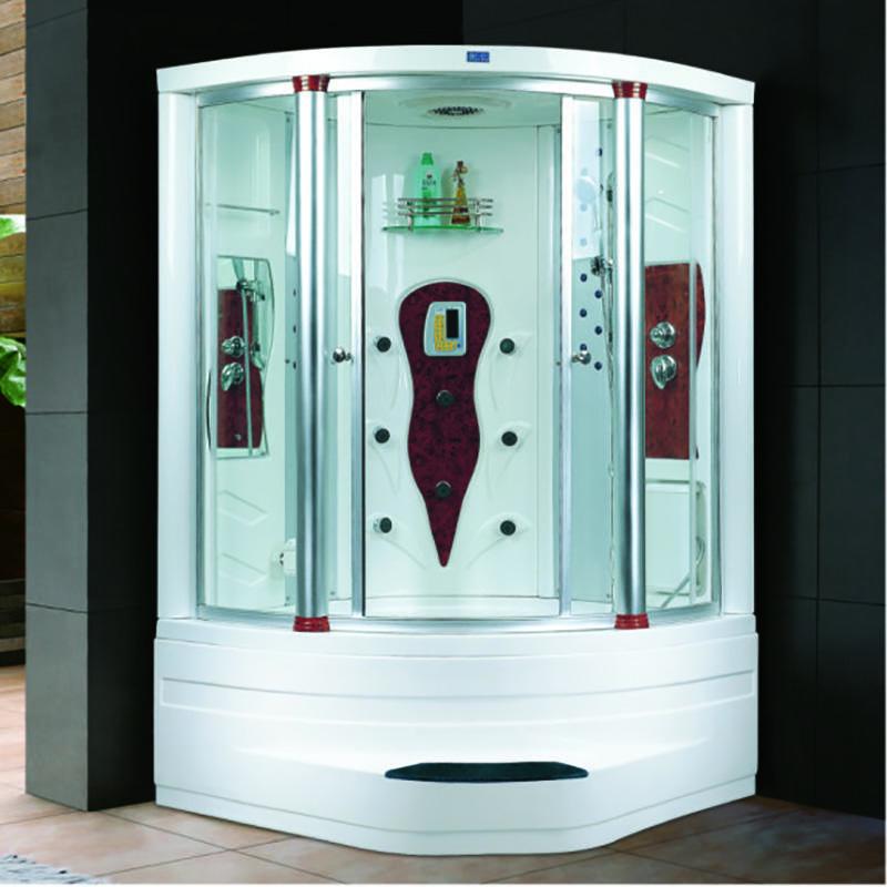 hot selling Custom shower steam shower kit glass Xavier