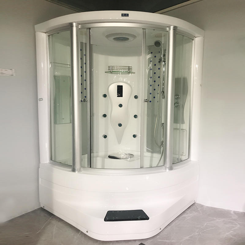2019 hot selling steam room with bathtub ZYF1212-TG