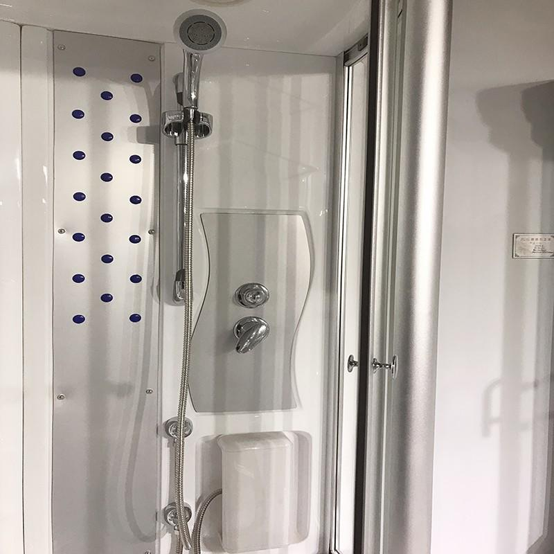 Xavier -High-quality Steam Shower Cabin | 2019 Hot Selling Steam Room With Bathtub-1