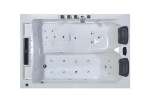 Two-person Spa Jacuzzi With Berth X-1913