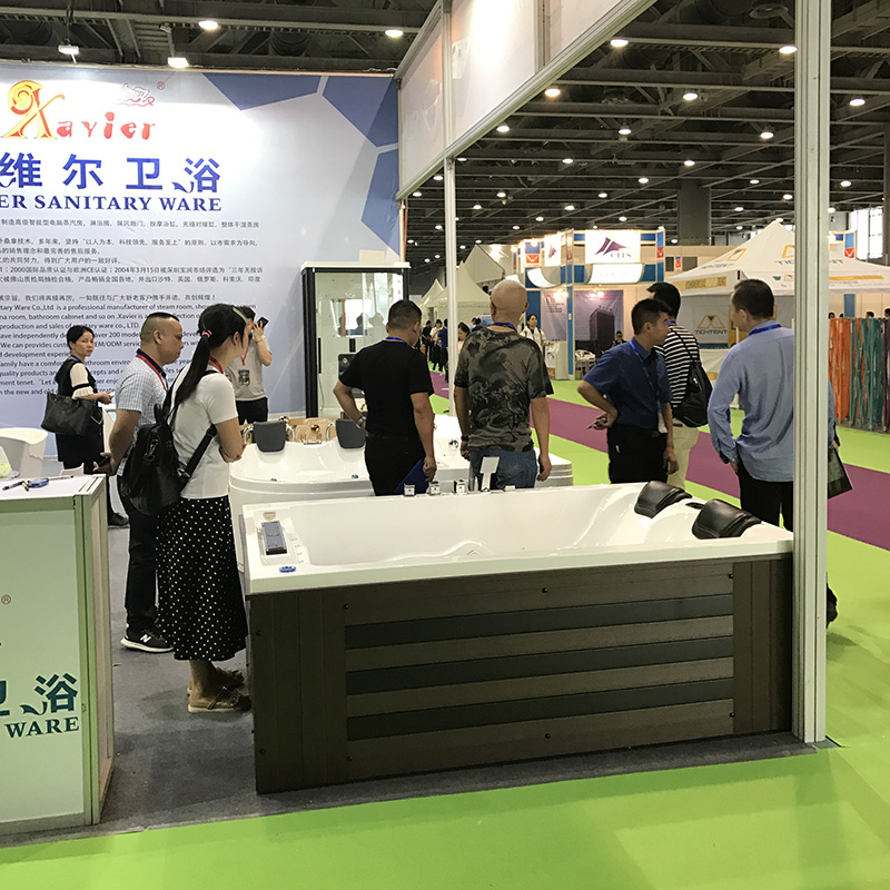 Xavier -Guangzhou International Sanitary Ware Exhibition