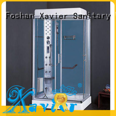 Wholesale shower steam shower kit Xavier Brand