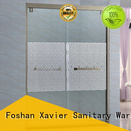 durable wet room shower screen classical design for home