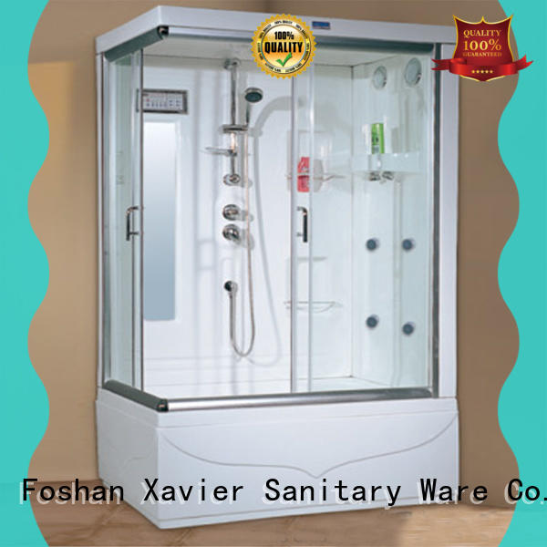 Xavier good quality steam shower cubicle online for home
