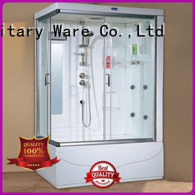 Xavier coated home steam shower factory price for homestay