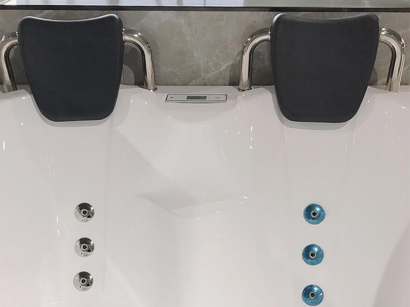 Xavier -Jacuzzi Bath Tubs | Hydromassage Massage Corner Bathtub | Xavier-2