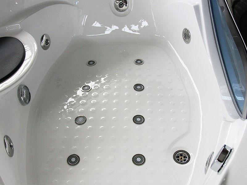 Xavier -Massage Bathtub | Indoor Corner Acrylic Whirlpool Hot Tub Massage-2