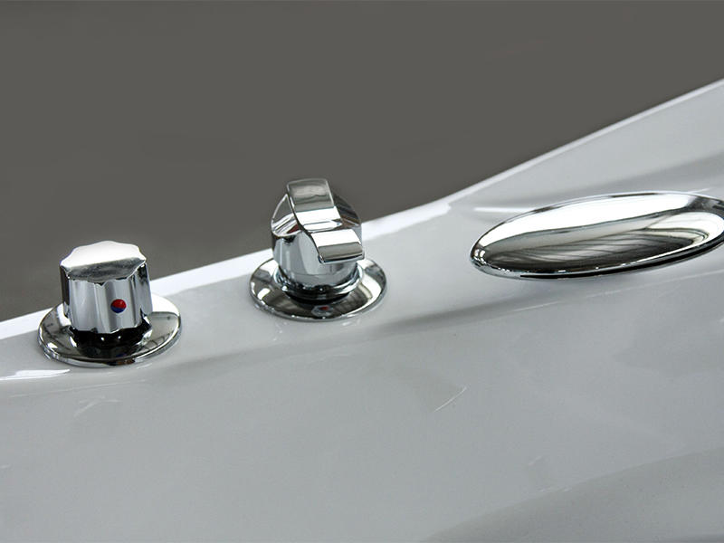 Xavier -Massage Bathtub | Indoor Corner Acrylic Whirlpool Hot Tub Massage-1