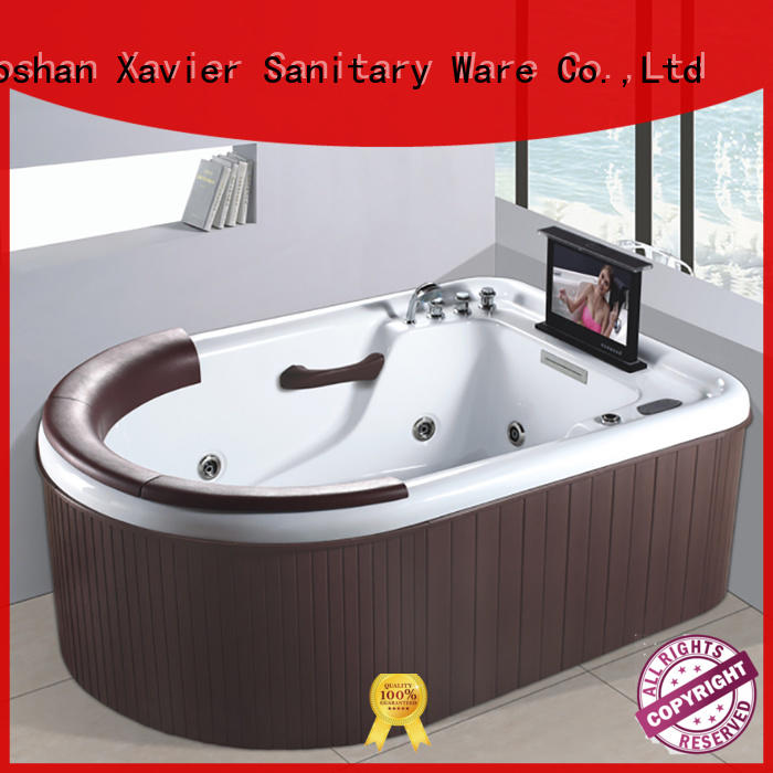 corner jetted tub x8097b for bathroom Xavier