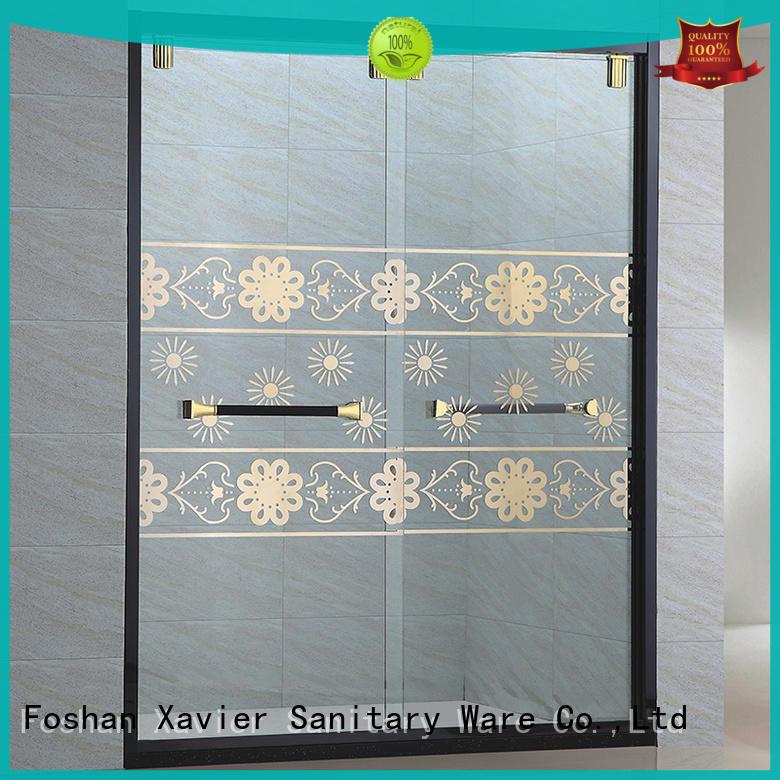 durable corner shower doors directly price for household Xavier