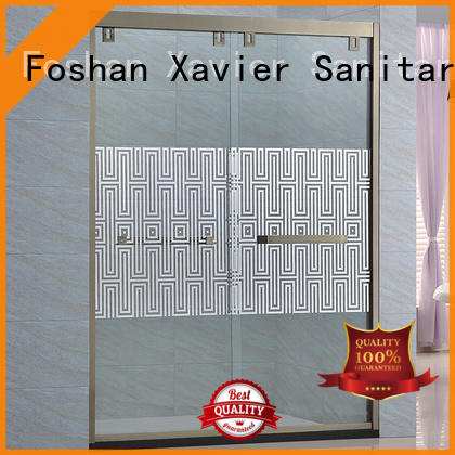 Custom 304 bath shower screens shower Xavier
