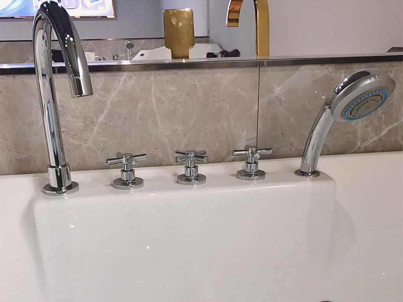 Xavier -Whirlpool Jacuzzi Tub | Whirlpool Pearl Hydromassage Bathtub-1