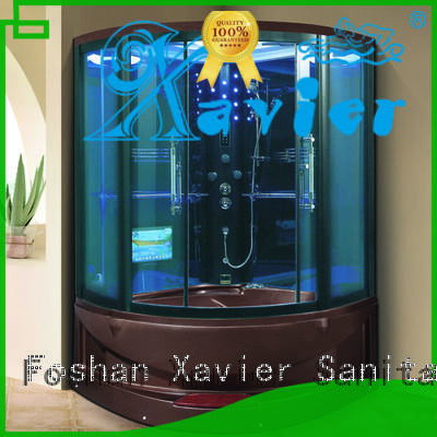 Xavier beautiful home steam shower on sale for apartment