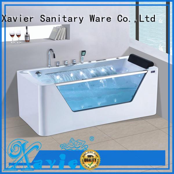 custom whirlpool jet tub x108 supplier for family